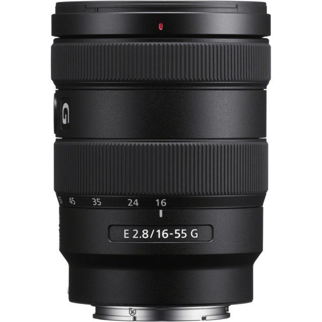 Sony E 16-55mm F/2.8 G (SEL1655G)