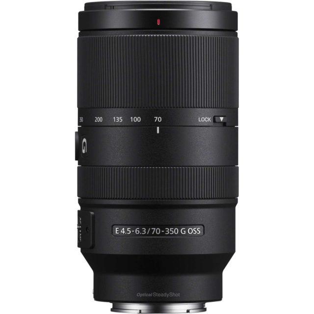 Sony E 70-350mm F/4.5-6.3 G OSS (SEL70350G)