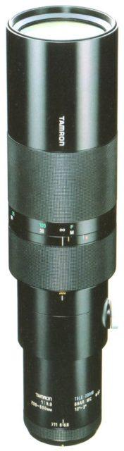 Tamron 200-500mm F/6.9 06A