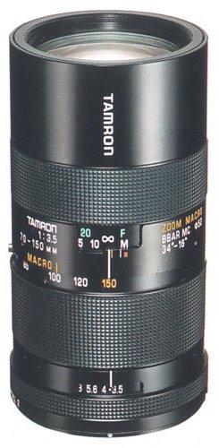 Tamron 70-150mm F/3.5 02A