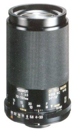 Tamron 70-150mm F/3.5 20A