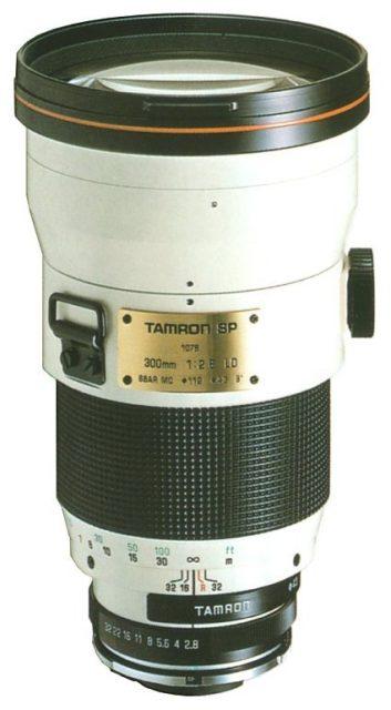 Tamron SP 300mm F/2.8 LD 107B