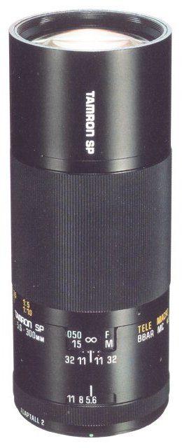 Tamron SP 300mm F/5.6 54B