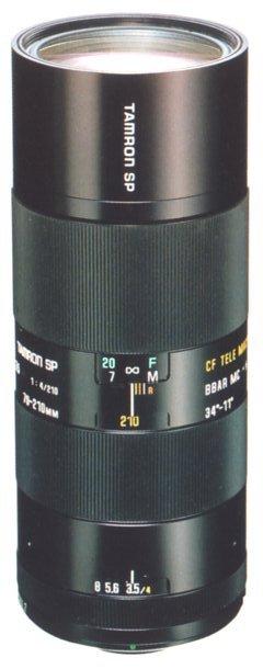 Tamron SP 70-210mm F/3.5-4 52A