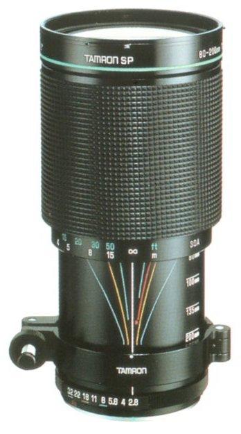 Tamron SP 80-200mm F/2.8 30A