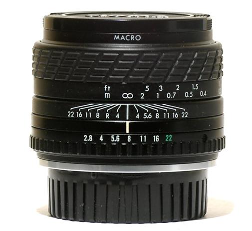 Sigma MF 24mm F/2.8 II