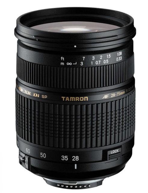 Tamron SP AF 28-75mm F/2.8 XR Di LD Aspherical (IF) Macro A09N II