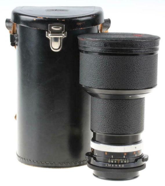 Carl Zeiss Super-Dynarex 200mm F/4