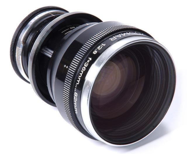 Voigtlander-Zoomar 36-82mm F/2.8