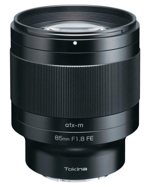Tokina atx-m 85mm F/1.8 FE