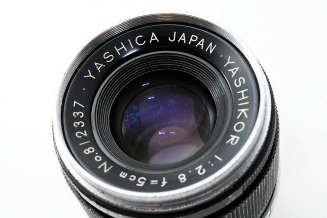 Yashica Yashikor 50mm F/2.8 (I)