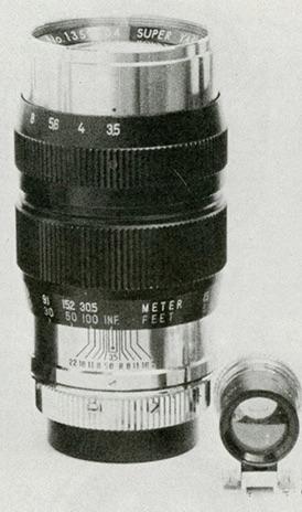 Yashica Super-Yashinon 135mm F/3.5 (Kyoei Super-Acall)