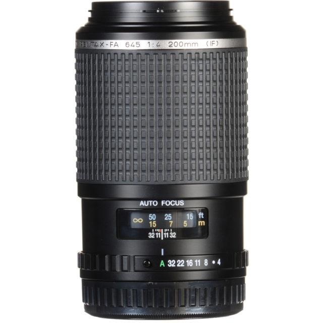 smc Pentax-FA 645 200mm F/4 [IF]