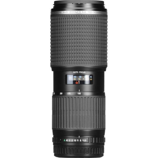 smc Pentax-FA 645 150-300mm F/5.6 ED [IF]