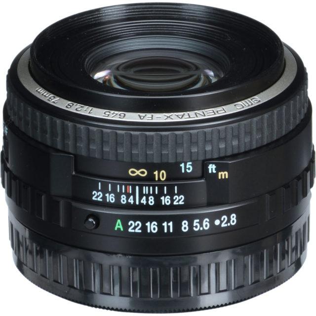 smc Pentax-FA 645 75mm F/2.8