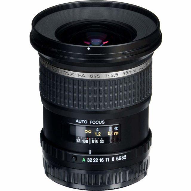 smc Pentax-FA 645 35mm F/3.5 AL [IF]