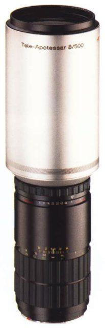 Carl Zeiss Tele-Apotessar HFT 500mm F/8 PQS