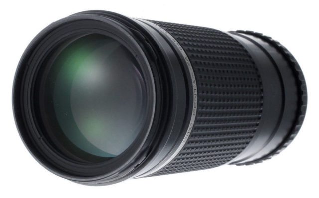 smc Pentax-FA 645 300mm F/5.6 ED [IF]