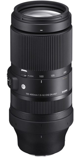 Sigma 100-400mm F/5-6.3 DG DN OS | C