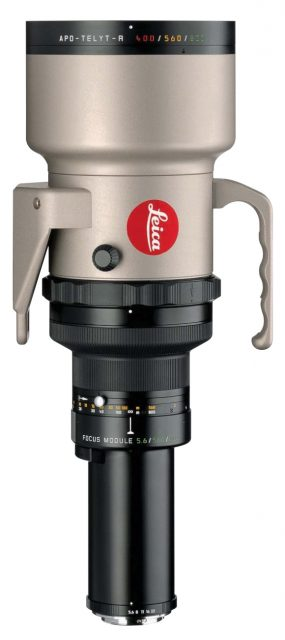 Leica APO-Telyt-R 800mm F/5.6 Module