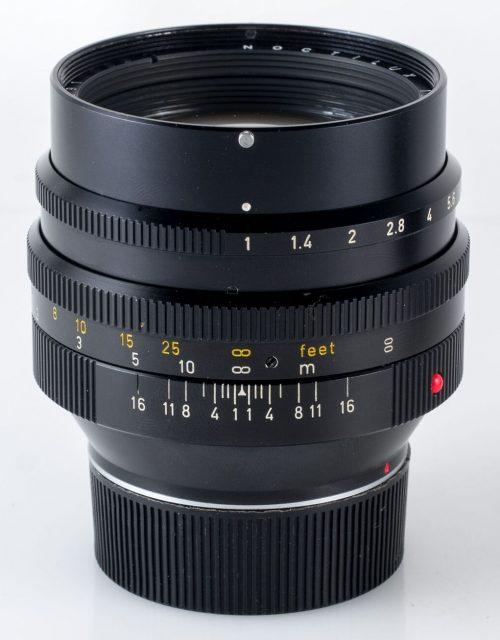 Leitz Canada Noctilux-M 50mm F/1 (I)