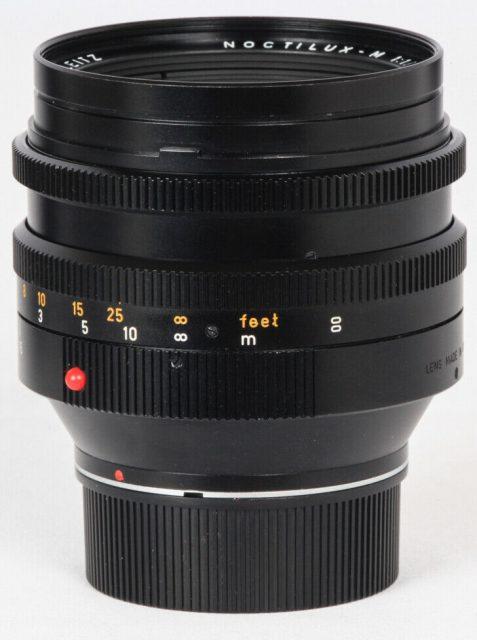 Leitz Noctilux-M 50mm F/1 (III)