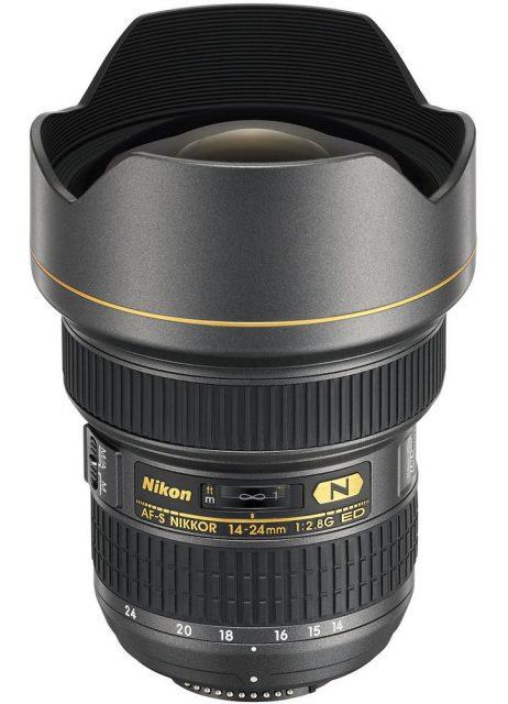 Nikon AF-S Nikkor 14-24mm F/2.8G ED (100th Anniversary Edition)