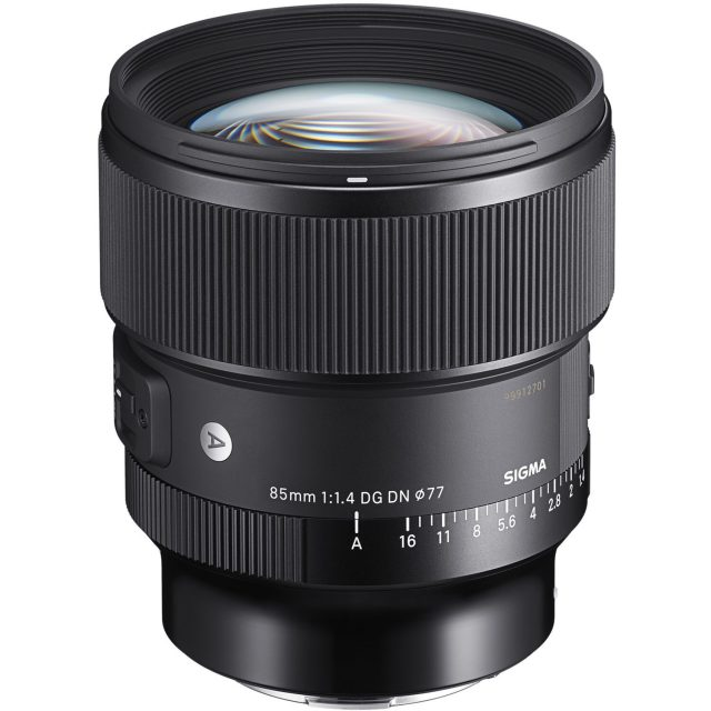 Sigma 85mm F/1.4 DG DN | A