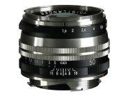 Cosina Voigtlander Nokton 50mm F/1.5 Aspherical II SC / MC VM