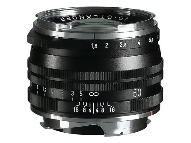 Cosina Voigtlander Nokton 50mm F/1.5 Aspherical II VM