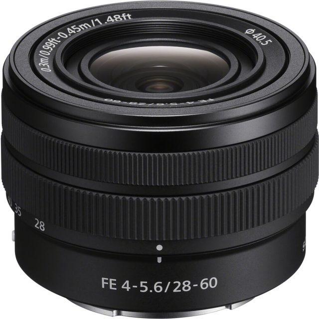 Sony FE 28-60mm F/4-5.6 (SEL2860)