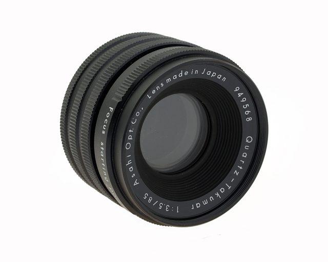 Asahi Quartz-Takumar 85mm F/3.5