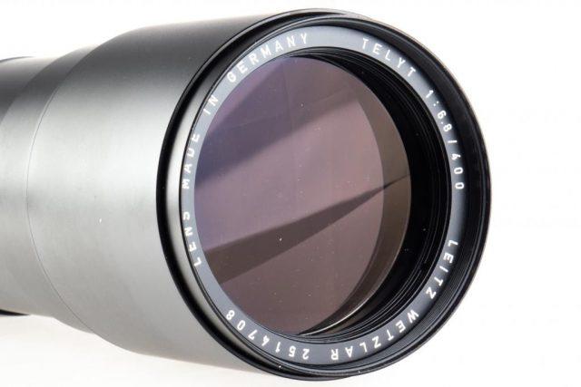 Leitz Wetzlar (Leitz Canada, Leica) Telyt-R 400mm F/6.8