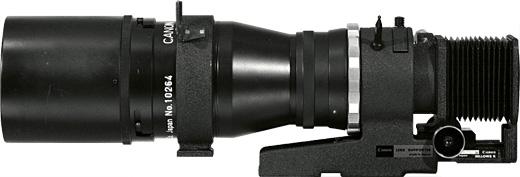 Canon R 400mm F/4.5