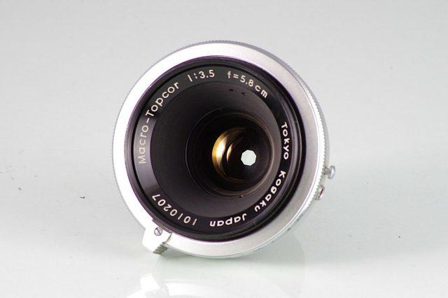 Tokyo Kogaku Macro-Topcor 58mm F/3.5
