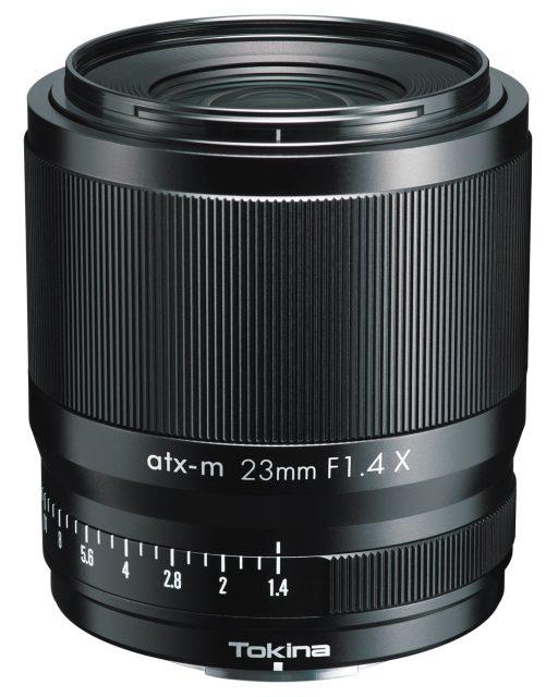 Tokina atx-m 23mm F/1.4 X