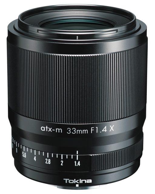 Tokina atx-m 33mm F/1.4 X