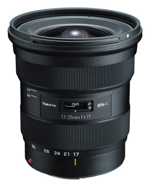 Tokina atx-i 17-35mm F/4 FF