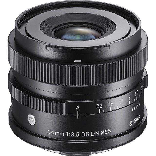 Sigma 24mm F/3.5 DG DN   C
