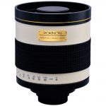 Samyang Mirror 800mm F/8 DX (Bower, Kenko, Opteka, Phoenix, Pro Optic, Rokinon, Walimex Pro)