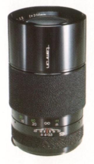 (Auto) Tamron-F 200mm F/3.5