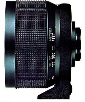 Vivitar Series 1 600mm F/8 VMC Solid Catadioptric