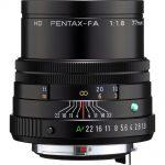 HD Pentax-FA 77mm F/1.8 Limited