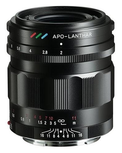 Cosina Voigtlander Apo-Lanthar 35mm F/2 Aspherical E