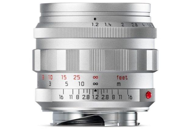 Leitz Wetzlar Noctilux-M 50mm F/1.2 ASPH.