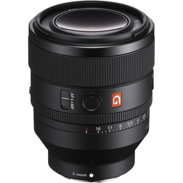Sony FE 50mm F/1.2 GM (SEL50F12GM)