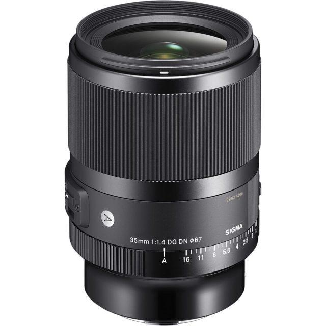 Sigma 35mm F/1.4 DG DN | A