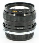 Kino Precision Kiron 28mm F/2 MC