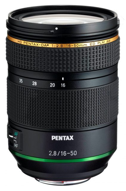 HD Pentax-DA* 16-50mm F/2.8 ED PLM AW