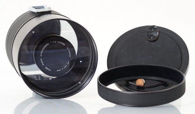 Sigma MF 500mm F/4 Mirror